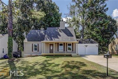Marietta Single Family Home New: 158 Bridgestone Drive