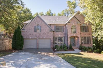 Alpharetta Single Family Home New: 6840 Crofton Dr