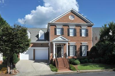 Single Family Home New: 3516 Paces Ferry Cir