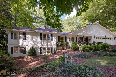 Roswell Single Family Home New: 445 Hackberry Ln