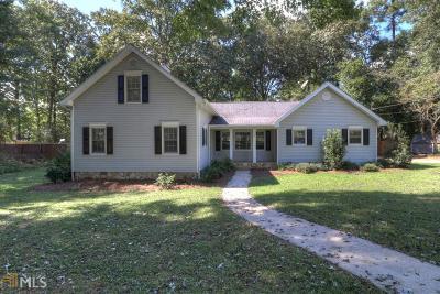 Carrollton Single Family Home Under Contract: 20 Meadow Cir