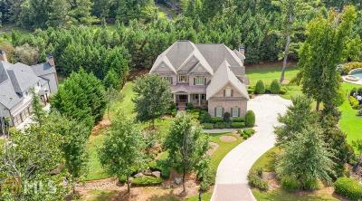 Alpharetta GA Single Family Home New: $975,000