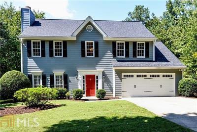 Alpharetta Single Family Home New: 1407 Salem Dr