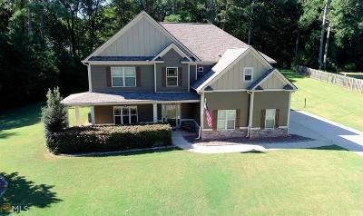 Newnan Single Family Home New: 204 Martins Pond Rd