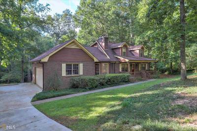 Fayetteville Single Family Home New: 561 Covered Bridge Trl