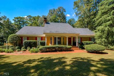 Gwinnett County Single Family Home New: 1489 Oleander Dr