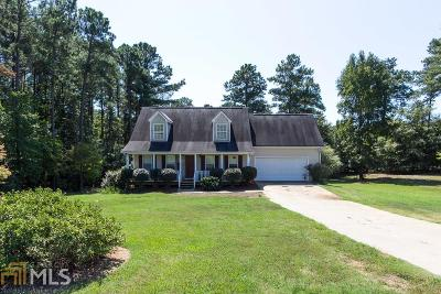Loganville Single Family Home New: 4552 Atha Cir