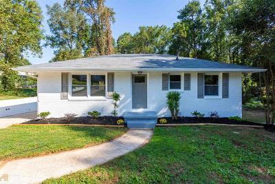 Decatur Single Family Home New: 3414 Bennington Dr