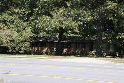 Stone Mountain Commercial For Sale: 2176 Rockbridge Rd