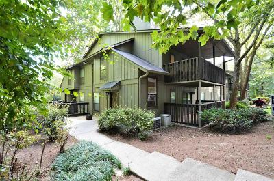 Cobb County Condo/Townhouse New: 101 Cumberland Ct