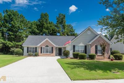 Dacula Single Family Home New: 2000 Nichols Landing Way
