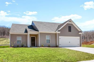 Cartersville Single Family Home For Sale: 10 Dry Hollow Way