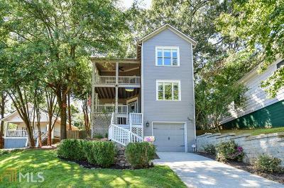 Atlanta Single Family Home New: 707 Confederate Ave