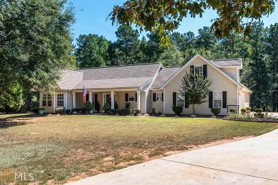 Social Circle Single Family Home Under Contract: 140 Ewing Dr