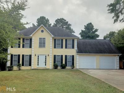Clayton County Single Family Home New: 1164 Interlaken Pass
