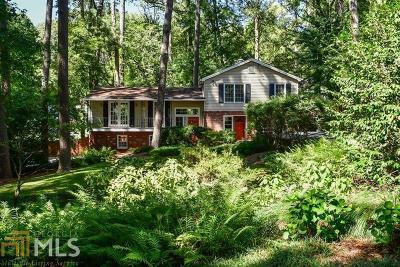 Fulton County Single Family Home New: 64 Spruell Springs Rd
