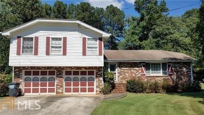 Gwinnett County Single Family Home New: 5193 Wydella Rd