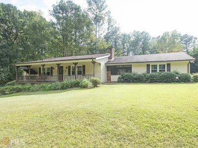 Stockbridge Single Family Home New: 75 Hidden Lake Dr