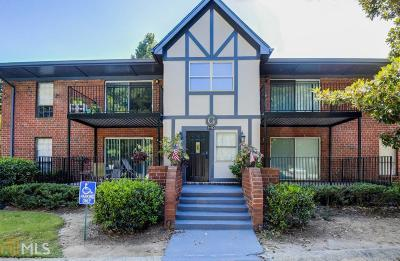 Fulton County Condo/Townhouse New: 6851 Roswell Rd #G10