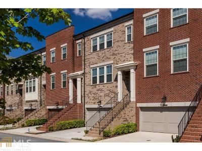 Dekalb County Condo/Townhouse New: 1176 Holly Ave