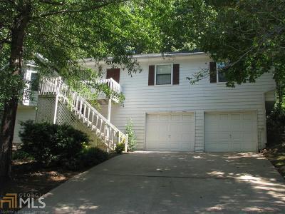 Marietta Single Family Home New: 2752 Hawk Trce