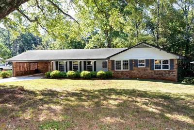 Fulton County Single Family Home New: 225 Alpine Drive