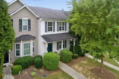 Atlanta Condo/Townhouse New: 827 Crestwell Cir