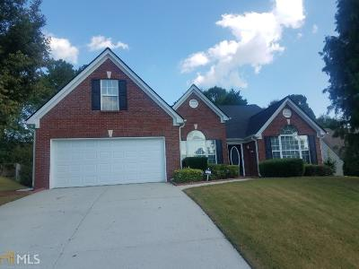 Gwinnett County Single Family Home New: 1410 Whatley Mill Circle