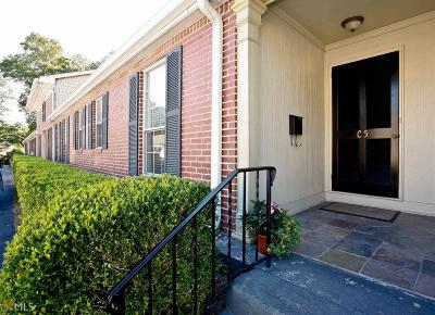 Atlanta Condo/Townhouse New: 5375 Roswell Road #C5