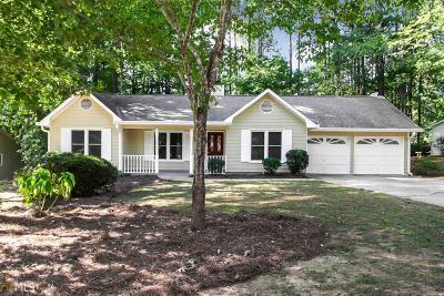 Peachtree City Single Family Home New: 202 Ruskin Rd