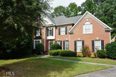 Cobb County Single Family Home New: 3256 Creek Trce