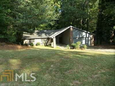 College Park Single Family Home New: 6420 Kimberly Mill Rd