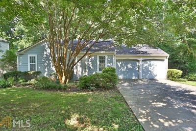 Fulton County Single Family Home New: 10620 Plantation Bridge Dr
