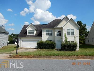 Clayton County Single Family Home New: 8087 Clearview