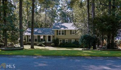 Roswell Single Family Home New: 4608 Mountain Creek Dr