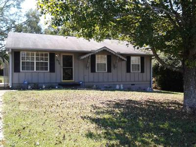Clayton County Single Family Home New: 234 SE Valley Hill Rd.
