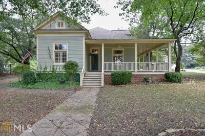 Cobb County Single Family Home Under Contract: 2990 N Main St