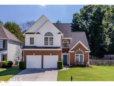 Gwinnett County Single Family Home New: 3675 Turnbury Oaks Drive
