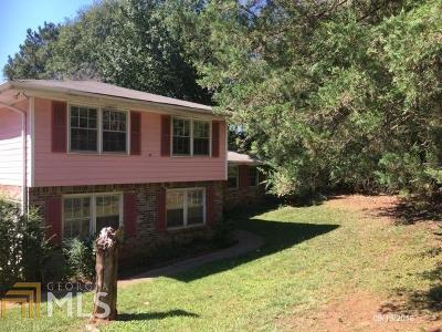 Dekalb County Single Family Home New: 5443 Rockbridge Rd