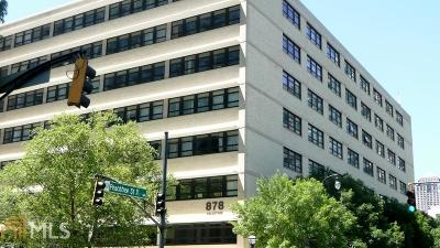 Atlanta Condo/Townhouse New: 878 Peachtree Street NE #826