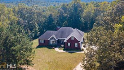 Cumming Single Family Home New: 8090 Heardsville Cir
