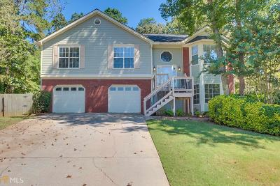 Buford Single Family Home New: 4094 Manor Hill Pl