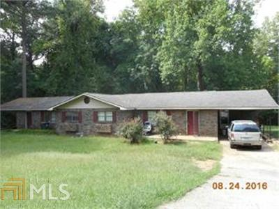 Milledgeville Multi Family Home New: 138 Rosewood Dr