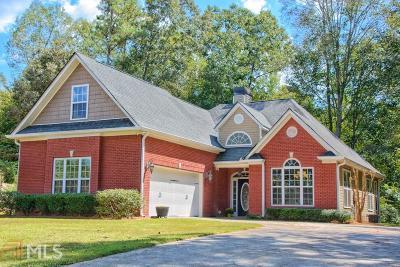 Carrollton Single Family Home For Sale: 340 Treasure Trl