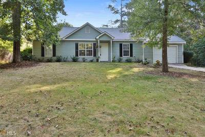 Senoia Single Family Home Under Contract: 1540 Dolly Nixon Rd