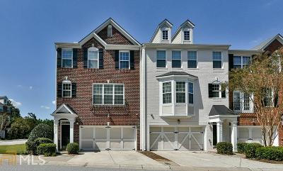 Cobb County Condo/Townhouse New: 6196 Indian Wood Circle SE
