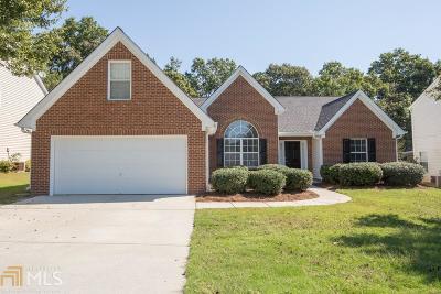 Gwinnett County Single Family Home New: 3690 Crescent Walk Lane
