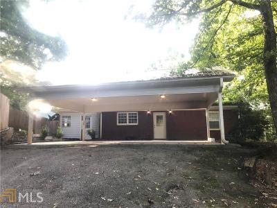 Dahlonega Single Family Home New: 252 Azalea Ridge #2