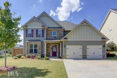 Fayetteville Single Family Home New: 135 Lindsey Ter
