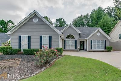 Gwinnett County Single Family Home New: 760 Trellis Pond Ct